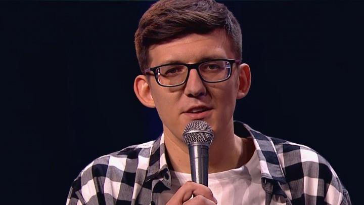 Ростовский комик победил на шоу «Открытый микрофон» на ТНТ