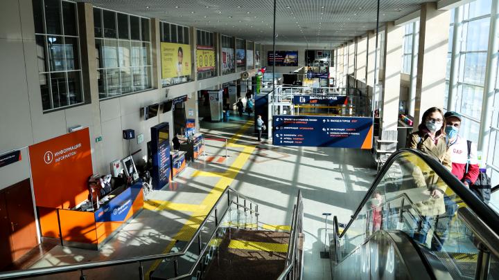В ожидании вылетов: как работает уфимский аэропорт в условиях пандемии коронавируса