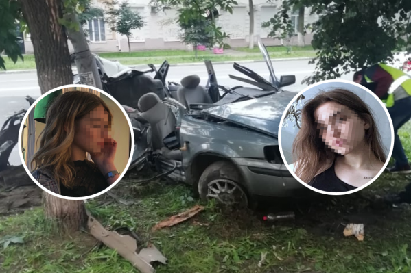 Пострадавшие в ДТП девушки находятся в реанимации Соловьевской больницы