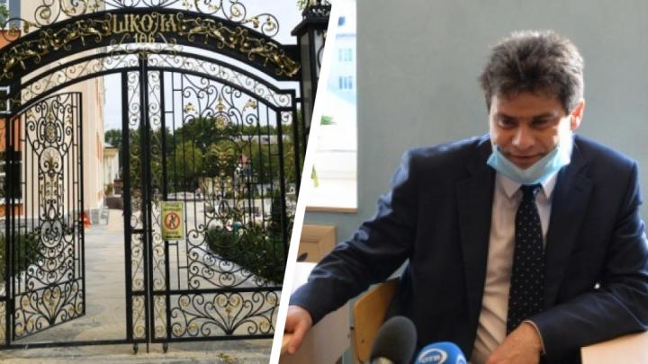 «Хорошо, что она не в центральной части города»: мэр — о роскоши «золотой» школы на Вторчермете