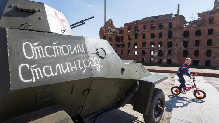 Дело о геноциде мирного населения Сталинграда возбудили в Волгограде