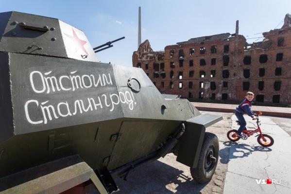 Следователи планируют детально изучить, как фашисты расправлялись со сталинградцами
