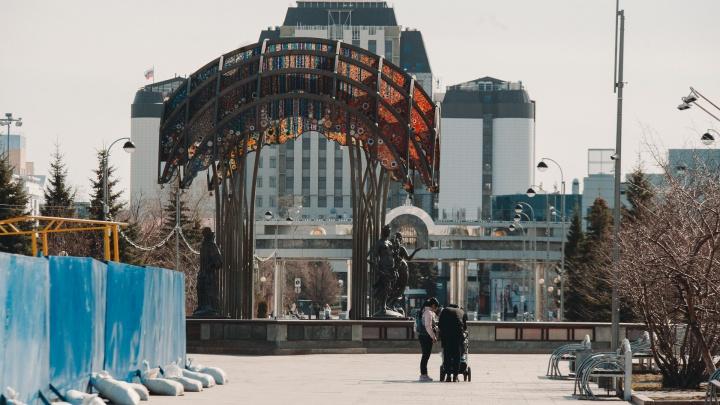 Стало известно, когда в Тюмени начнут работать все уличные фонтаны (придется подождать)