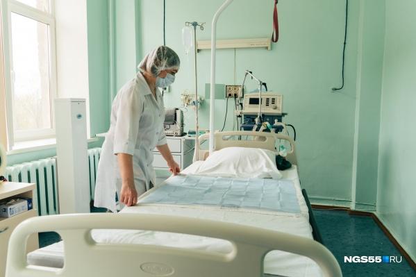 В ближайшее время в регионе оборудуют ещё минимум 370 коек для заразившихся ковидом