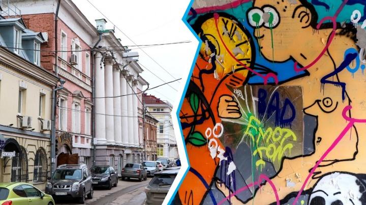 История одной улицы: гуляем по нижегородскому «дну» — улице Кожевенной
