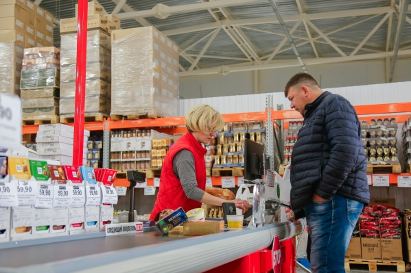 Продуктовый магазин с низкими ценами уходит в онлайн