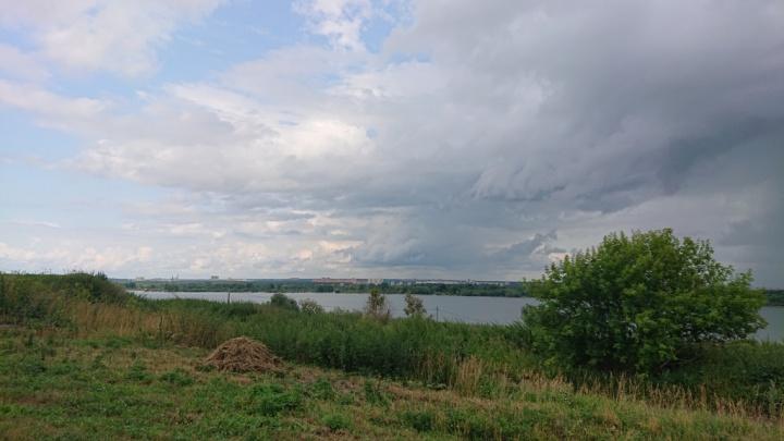 В Новосибирске за 100 миллионов продают участок для высотки с видом на Обское море