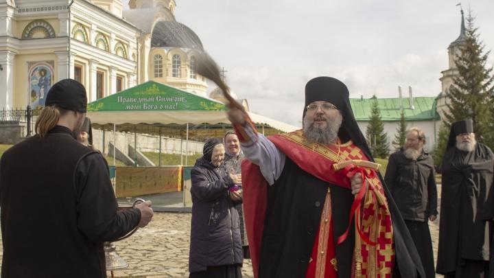 Наместник Свято-Николаевского мужского монастыря в Верхотурье вылечился от коронавируса