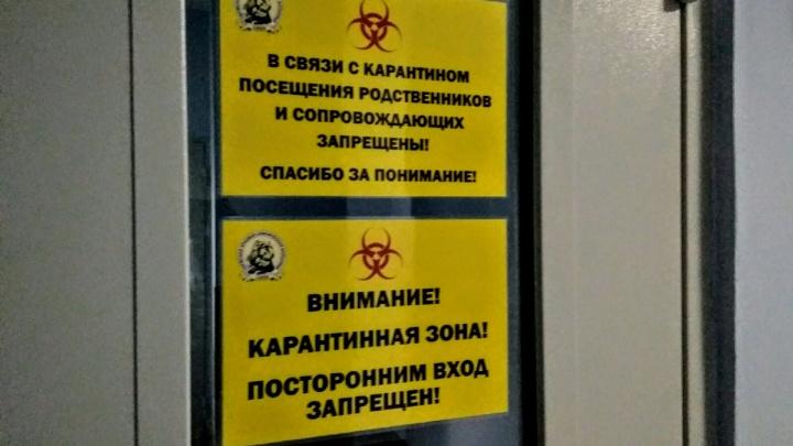«Новорожденных перевозят в другие отделения в кювезах»: как после закрытия на обсервацию работает перинатальный центр