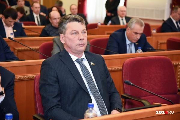 Депутата подозревают в хищении топлива на 44 миллиона рублей<br>