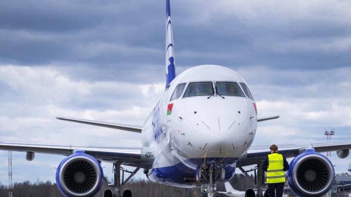 Компания «Белавиа» отменила рейсы в Ростов из-за коронавируса