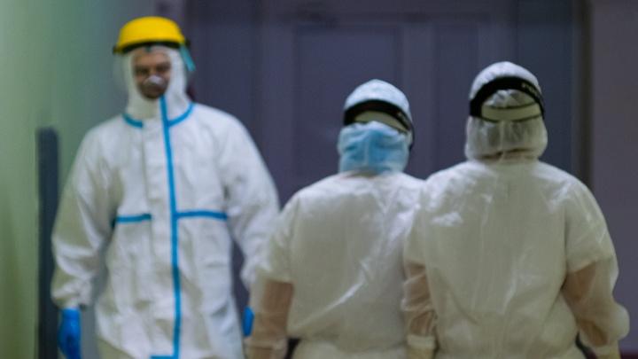 В Минздраве рассказали, сколько медиков в Прикамье привилось от коронавируса