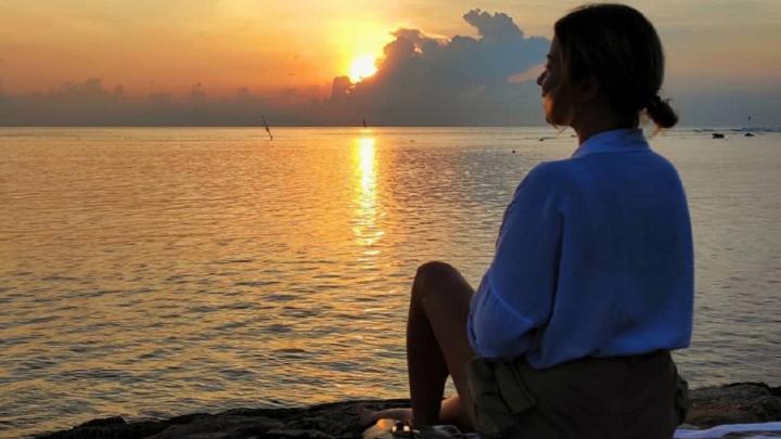 Самоизоляция на Бали: омичка оказалась на южном острове в самый разгар карантина и не жалеет об этом