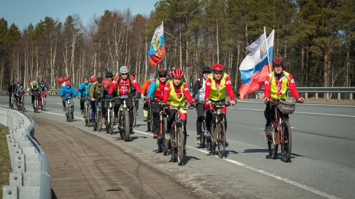 По маршруту Северодвинск — Цигломень пройдет велопробег в память о Великой Отечественной войне