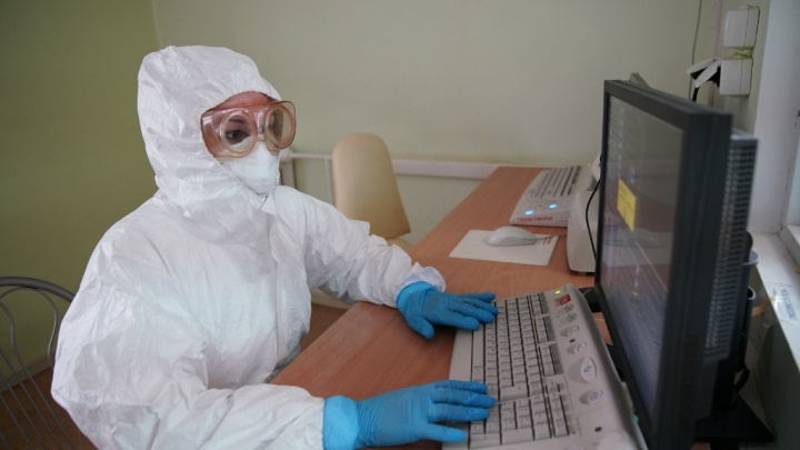 За сутки количество пациентов с подозрением на коронавирус в Башкирии уменьшилось на 17 человек