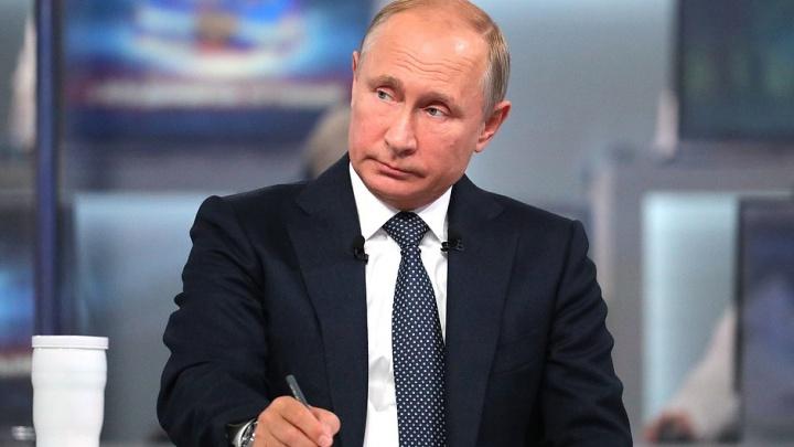 Омские журналисты планируют спросить у Путина об экологии