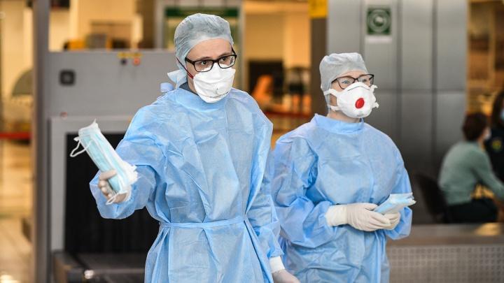 В Екатеринбурге официально подтвердили пять случаев заражения коронавирусом