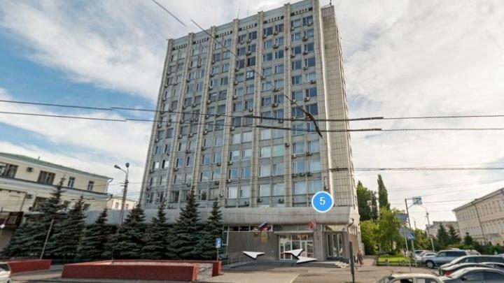В субботу омичи увидят световую проекцию на 14-этажке у «Маяковского»