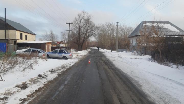 Не было тротуара: в Кургане в микрорайоне Тополя сбили женщину