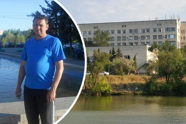 Константина Дьякова привезли в «Каустик» в тяжелом состоянии