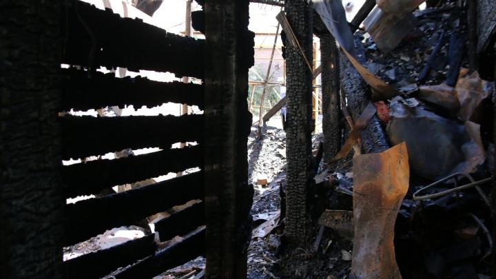 Сгорели мама с ребёнком: в МЧС назвали причину смертельного пожара в Малячкино