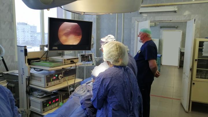 В Самаре врачи спасли мальчика, у которого органы сместились в грудную клетку