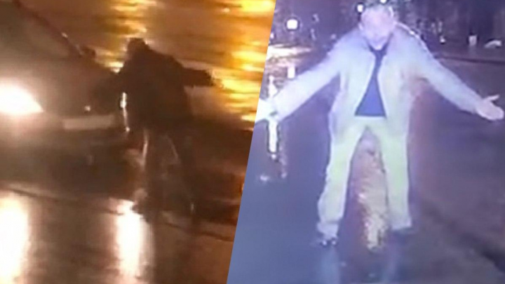 Следователи отказались заводить дело на водителя, который проехал по голове мужчины на Эльмаше