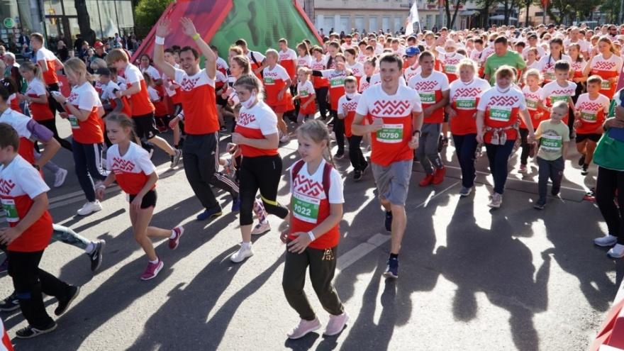 В Перми прошел международный марафон. Главные события большого спортивного праздника