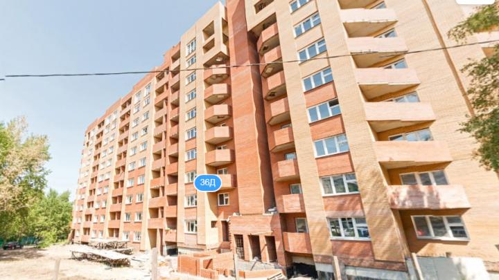 Обманутые дольщики сами достроили свою заброшенную 10-этажку