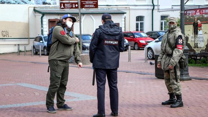 Власти за неделю выписали протоколов на 2миллиона рублей за нарушение коронавирусных мер