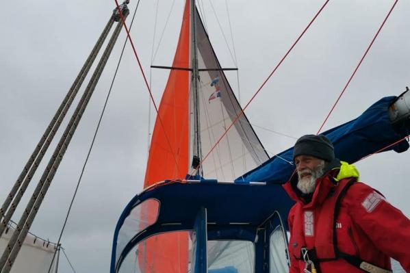 У команды был непростой участок пути — переход от Южной Америки к заветной Антарктиде
