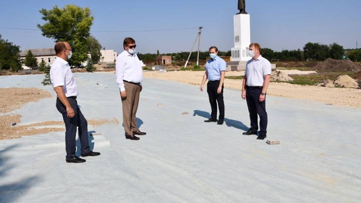 Скейтбординг и воркаут: в поселке Октябрьском Аксайского района появится современный парк