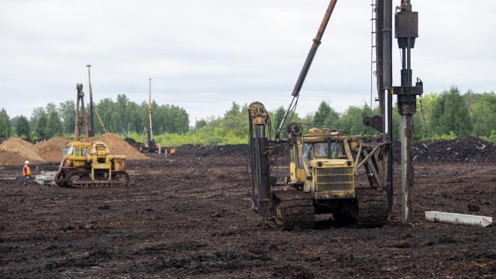 Возводить ковидный госпиталь в Челябинске будут через фонд, возглавляемый сыном бизнесмена Рогозы