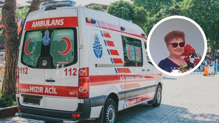 «Я была уверена, что ее вылечат»: сестра умершего фельдшера рассказала, как медика лечили в Турции