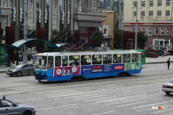 Расписание общественного транспорта Екатеринбурга включили в сервис «Яндекс.Карты»