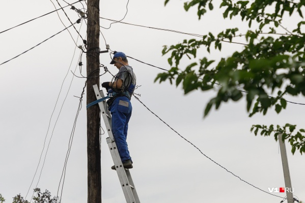 Электричества не будет на 11 улицах Волгограда