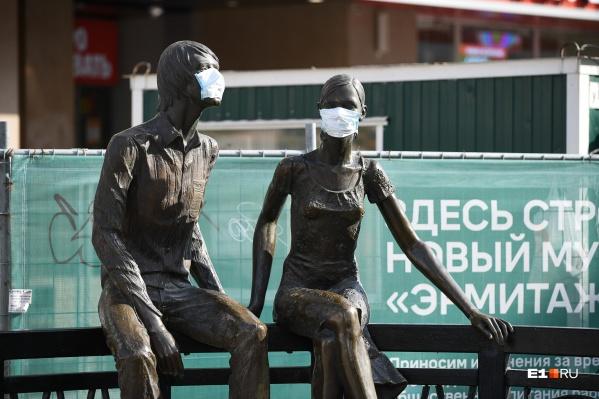 Защитную маску можно не надевать, если уверены, что пойдете по абсолютно пустой улице