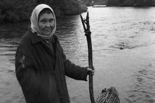 Отшельница баба Сима прожила в устье Лыпьи 62 года
