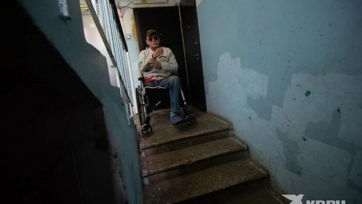 «Знал бы прикуп — жил бы в Сочи»: журналист в инвалидном кресле — о малоизвестных правах