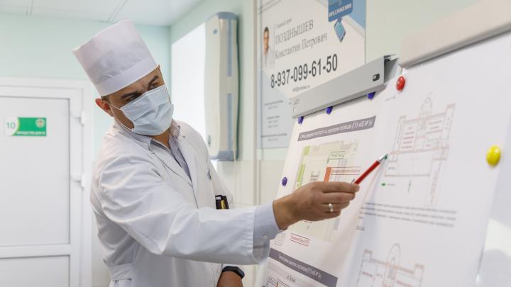 В Волгограде слегли с коронавирусом почти 6000 человек: смотрим оперативную сводку
