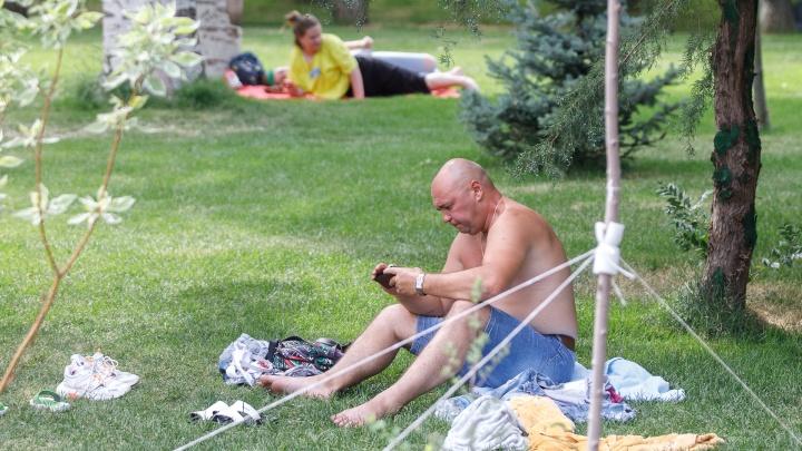 В Волгоград и область нагрянет чрезвычайная жара