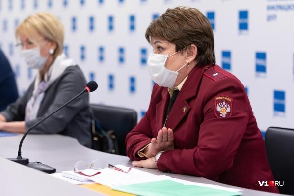 Ольга Зубарева уверяет, что в школах научились жить в относительном мире с коронавирусом