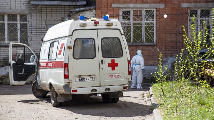 В Ярославской области за сутки коронавирусом заболели 49 человек. Выздоровели 122