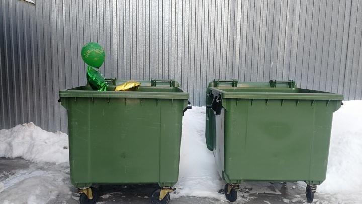 Из-за режима самоизоляции количество мусора увеличилось на треть