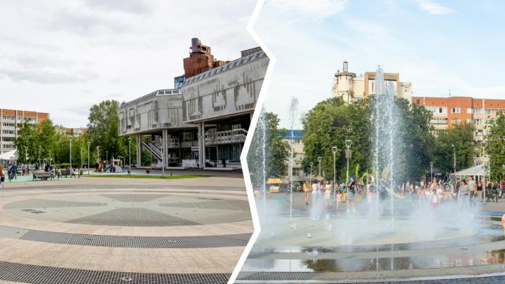 Из-за коронавируса Ярославль остался без фонтанов: вспоминаем, как они вообще выглядят