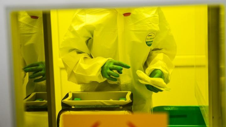 В стационарах Свердловской области лежат 267 пациентов с подозрением на COVID-19