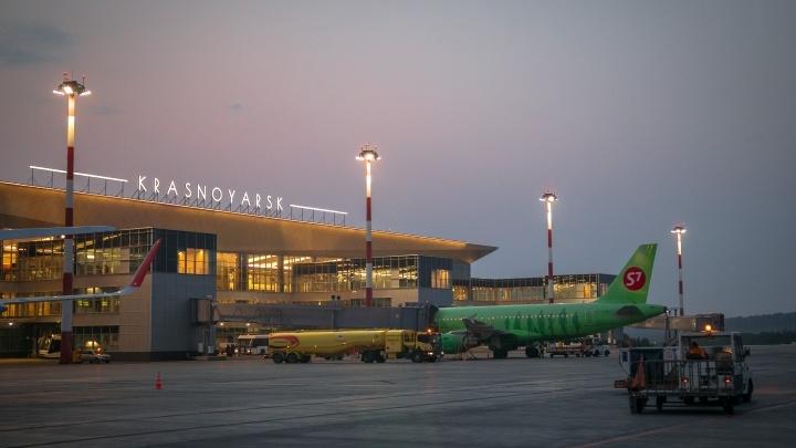 Красноярский аэропорт занял второе место из 35 в рейтинге самых удобных в стране