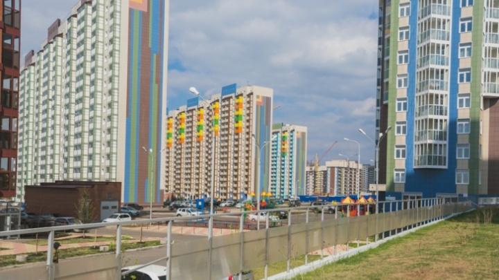 В Покровском вместо сквера начали строить паркинг