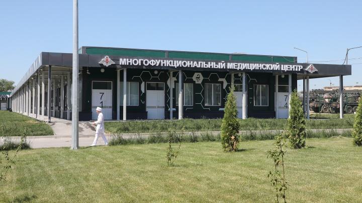 Путин наградит строителей коронавирусного госпиталя Минобороны в Волгограде