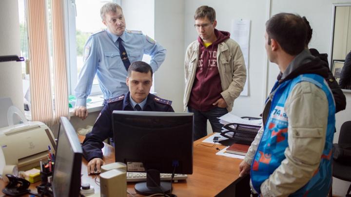 Кузбассовцы смогут попасть на прием в ГИБДД только по живой очереди. Рассказываем почему